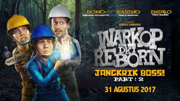 10 film Indonesia paling laris