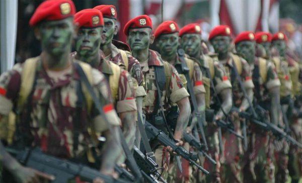 Pasukan Paling Menakutkan di Dunia