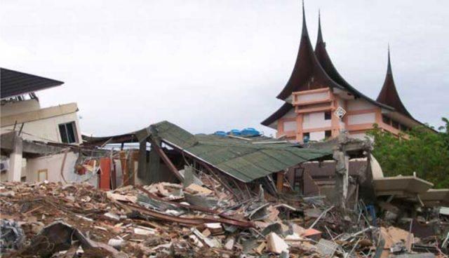 Gempa Sumatera Barat 2009