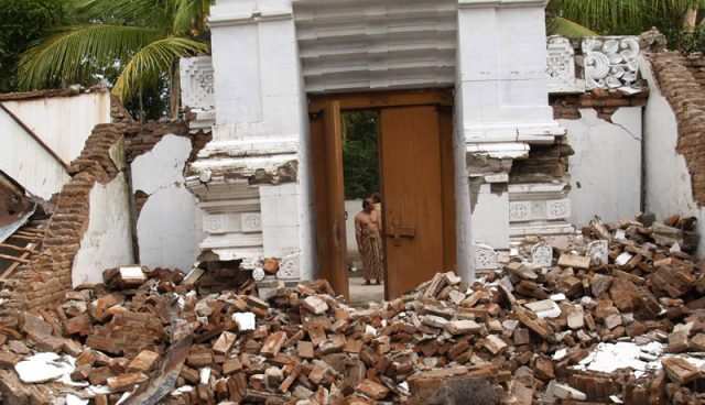 Gempa Yogyakarta 2018