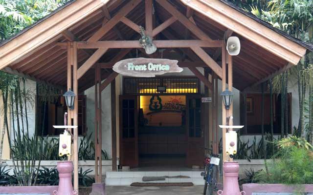 Kantor Kebun Wisata Pasir Mukti