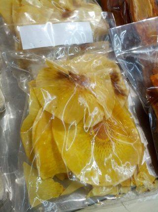 Keripik buah sukun
