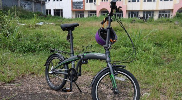 Jenis sepeda Polygon Urbano i3
