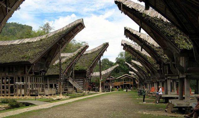 Tempat Wisata di Tana Toraja