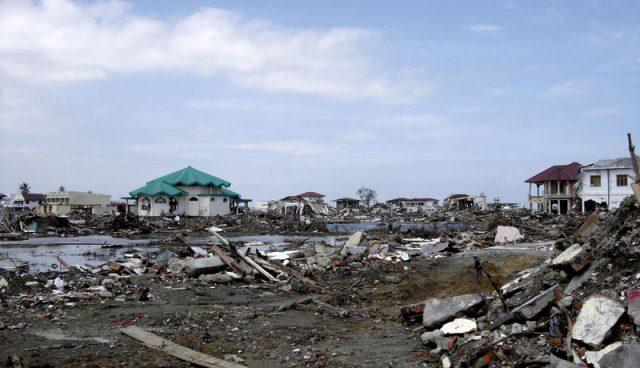 Tsunami Aceh 2014