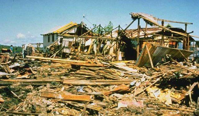 Tsunami Aceh 1992